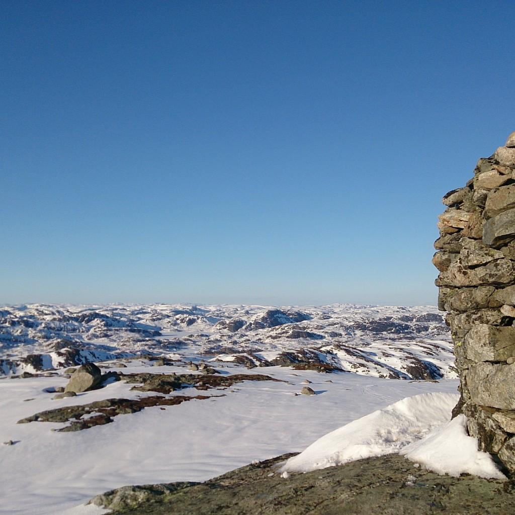 Toppen Av Skoræ 9.april