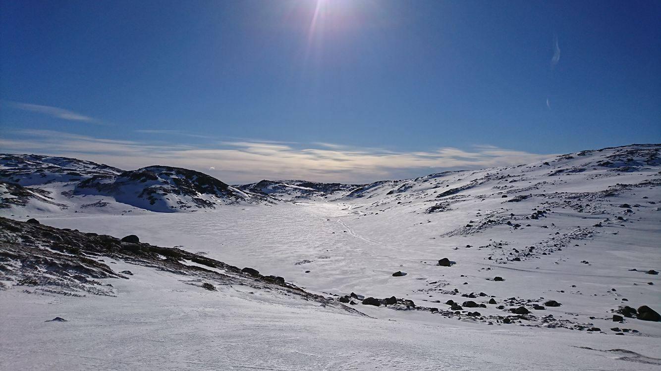 Utsikt Over Søtevatn 22.04.2016