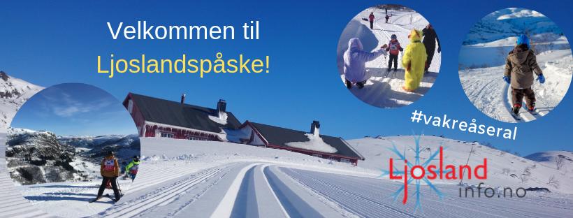 Velkommen til Ljoslandspåske! (2)