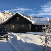 Familievennlig og romslig hytte til leie i uke 7 og 9